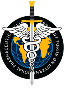 Permanent Forum On International Pharmaceutical Crime Logo
